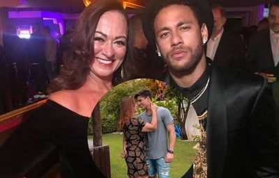 "Denuncian a Neymar por llamar ""viadinho"" a su expadrastro"
