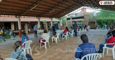 El MINNA entregó víveres a familias vulnerables de Encarnación