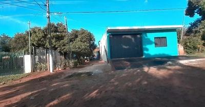 Reducto: denuncian supuesta ocupación ilegal de una calle