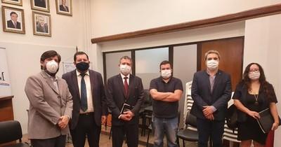 Aliados de Alegre denuncian ante el JEM a fiscales y recusa a dos de sus miembros