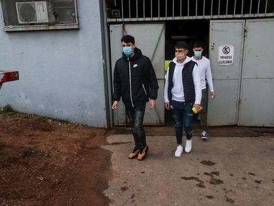 El Peñarol, sin Forlán ni 'Cebolla', se somete a las pruebas de COVID-19