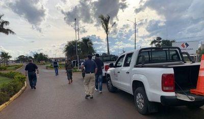 Brasileños expulsados por ingreso ilegal al  país