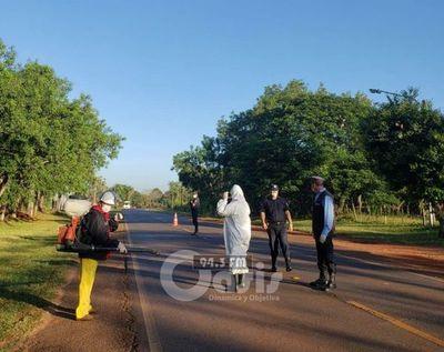 Ciudades de Paraguarí están en alerta ante aumento de casos