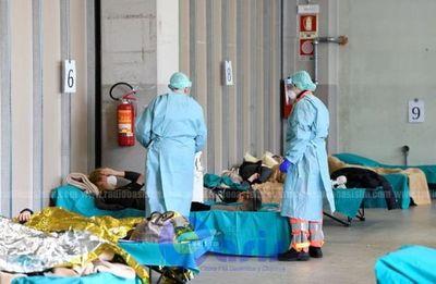 Italia roza las 3.000 muertes por coronavirus: 475 en un día