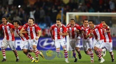 Paraguay comienza lad eliminatorias ante Perú