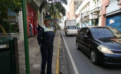 HOY / PMT retoma controles en Asunción desde hoy tras quejas de infracción