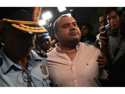 Cámara revoca prisión de empresario de Dinho