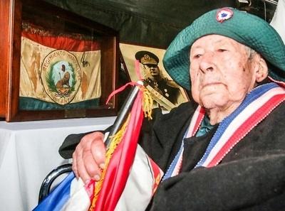 Existen en registro 60 veteranos de la Guerra del Chaco