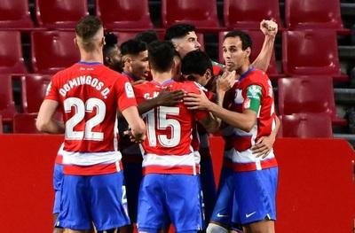 Resumen del partido: Granada 2-1 Getafe