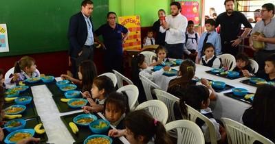 Comuna del Este aún no entregó kits a las escuelas