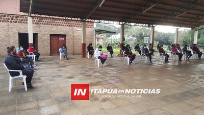 AMPLIARÁN CANTIDAD DE BENEFICIARIOS DE ASISTENCIAS POR LA PANDEMIA