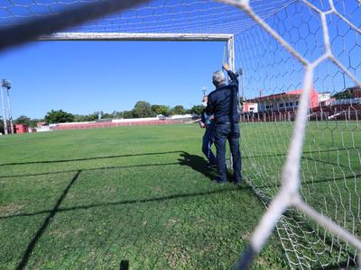 Más estadios de clubes de ascenso fueron inspeccionados