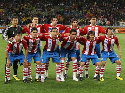 Resumen del partido Paraguay 1-1 Italia