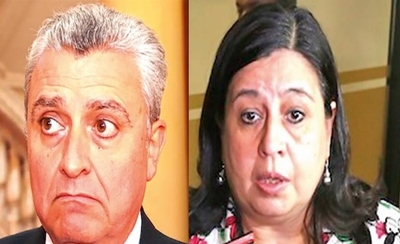 HOY / Sin atribuciones, Villamayor operó para vuelta de hijo de senadora