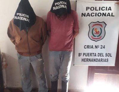 Dos sujetos detenidos por  transportar vacas sin marcas – Diario TNPRESS