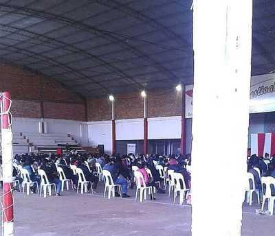 Aglomeración de personas en Pastoreo – Prensa 5