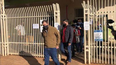 Intendente de CDE no llega a acuerdo y afrontará juicio oral
