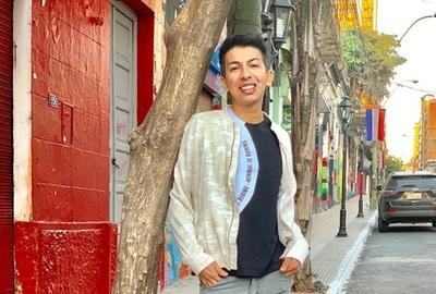 Toñito Gaona denunció que un sujeto intentó ingresar a su casa
