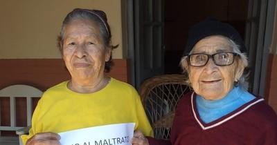Piden conciencia sobre maltrato contra adultos mayores en cuarentena