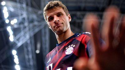 Müller cuestiona al Bayern