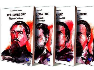 Colección ahonda la vida de los protagonistas de la Triple Alianza