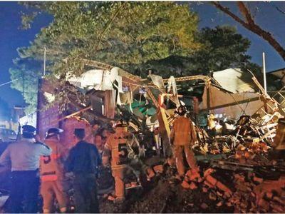 Explosión de cisterna deja un  fallecido y varios heridos