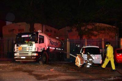 Menor fallecido estaba en patio de su casa durante explosión en Villa Elisa · Radio Monumental 1080 AM