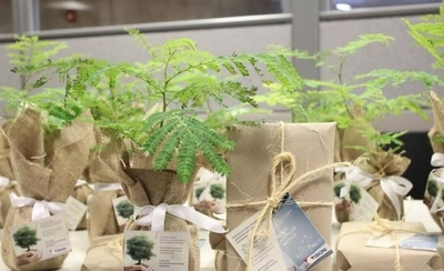 HOY / Visión Banco celebra mes del ambiente