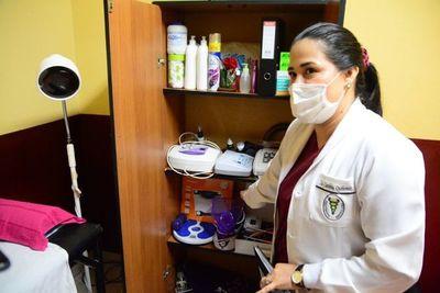 Habilitan segunda sala de fisioterapia en dispensario