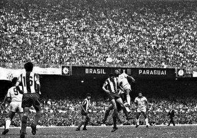 Paraguay, parte importante de los 70 años del estadio Maracaná