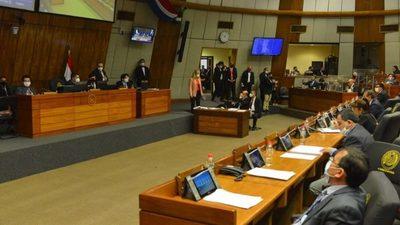 Diputados excluyen de los recortes salariales a las binacionales