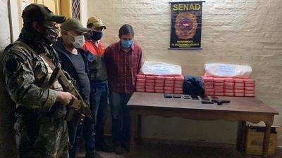 """""""Polinarco"""" cae con 52 kilos de cocaína en Oviedo • Luque Noticias"""