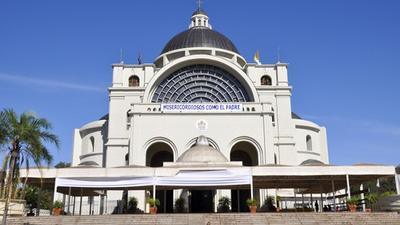 Basílica de Caacupé: Devotos deben agendarse para participar de celebraciones