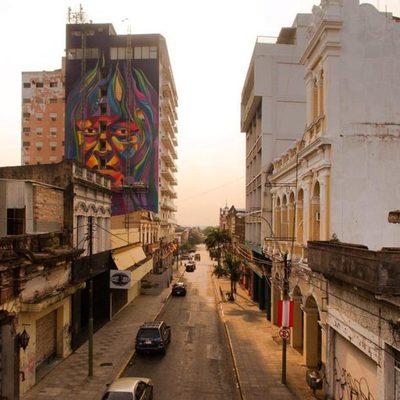 Senatur plantea dar continuidad al proyecto de revitalización del Centro Histórico de Asunción