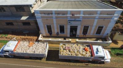 HOY / Intendente de San Roque rompe cuarentena por asistir a un acto protocolar