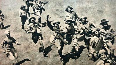 Canciones de la Guerra del Chaco y el efecto propagandístico en las tropas y población