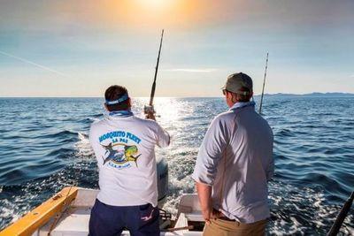 La pesca deportiva no está permitida