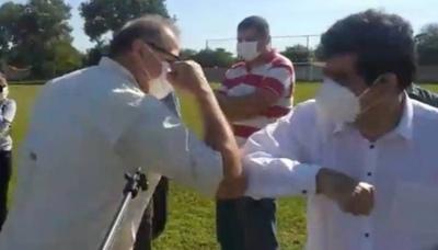Intendente de San Roque González violó la cuarentena y será imputado