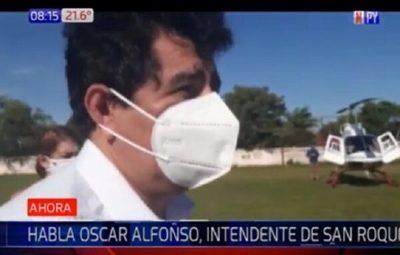 Intendente de Roque González será imputado, adelanta fiscal