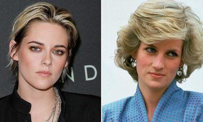 Kristen Stewart interpretará a la Princesa Diana en su próximo film