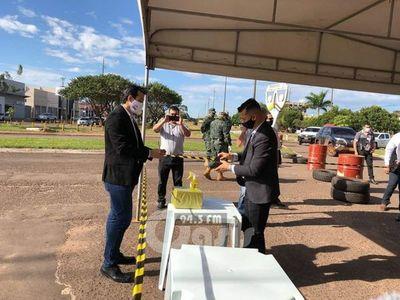 Establecerán puntos de entrega para delivery en la frontera Pedro Juan-Ponta Porã