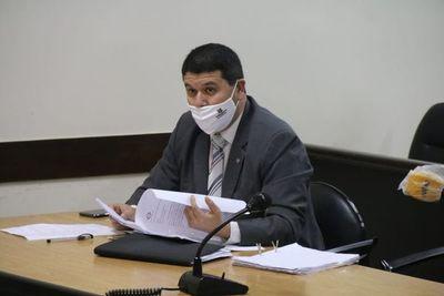 Fiscal presenta denuncia por amenazas de supuestos allegados al PLRA