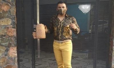 """""""Abogado Leopardo"""" habló del incidente que hubo esta mañana en el Poder Judicial"""