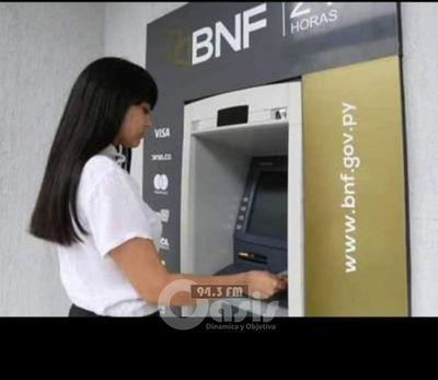 Concejal de Zanja Pyta solicitá la instalación de un cajero del BNF en el municipio