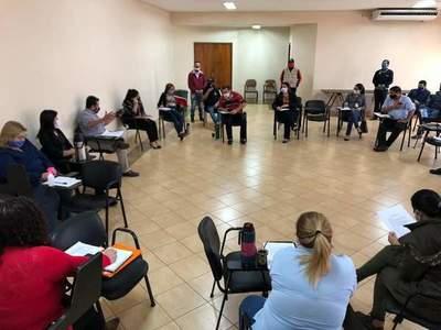 En Hernandarias se organizan para cumplir protocolo sanitario