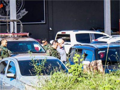 Detienen a delegado policial brasileño en Ponta Porã