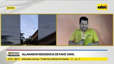 Allanaron residencia de Fahd Jamil