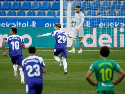 Resumen del partido Deportivo Alavés 2-0 Real Sociedad