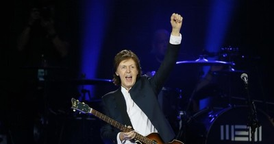 Paul McCartney cumple 78 años: visitó Paraguay en 2012