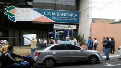 Caja Bancaria licita servidor por G. 1.300 millones